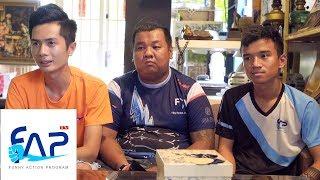 Thông Báo Dời Lịch Phim Ai Nói Tui Yêu Anh || FAPtv