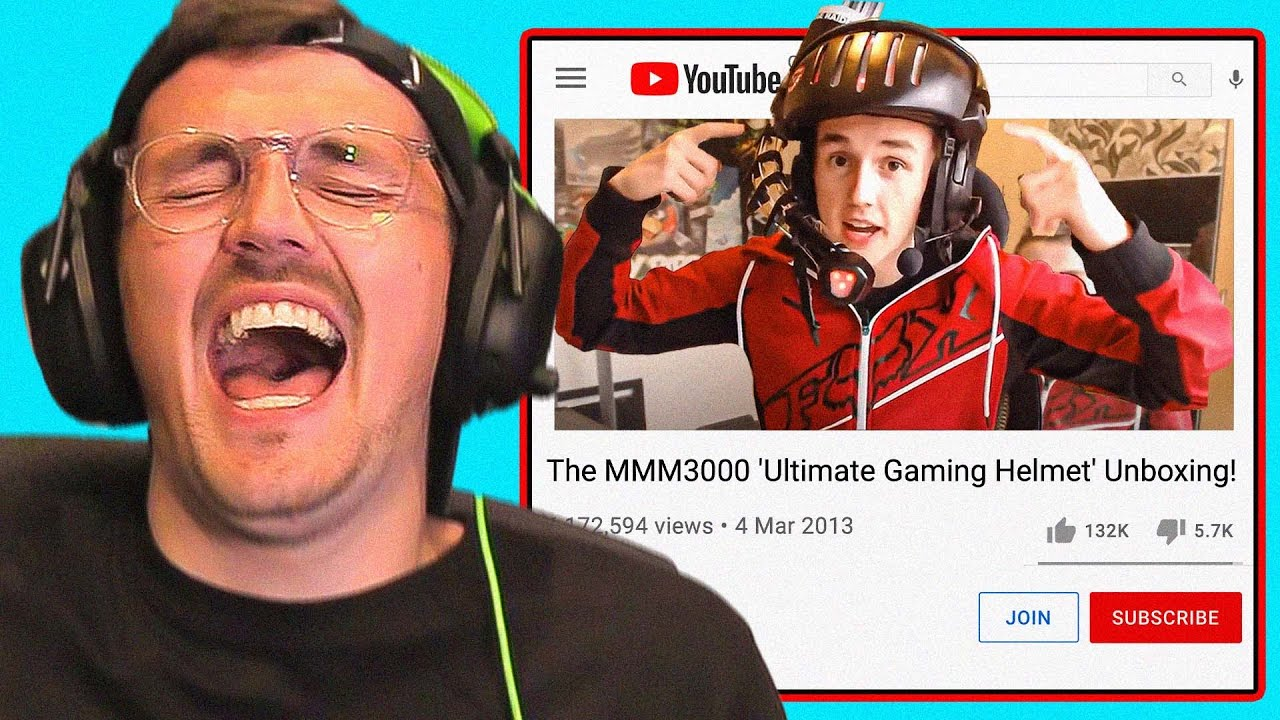 Syndicate Reacts to the MMM3000 Unboxing… 8 Years Later!
