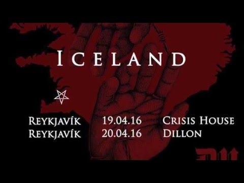 Cult Leader @ Crisis House, Reykjavík, Iceland 2016.04.19 (full set)