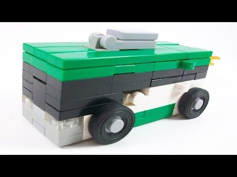 Lego Transformers #80 - Quickstop!