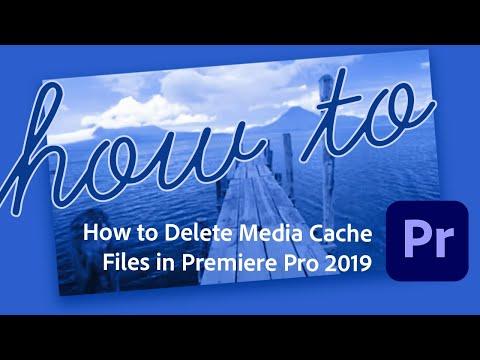 FAQ: How to clean (delete or trash) media cache    | Adobe