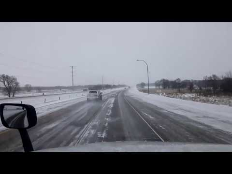 BigRigTravels LIVE! Hasty, Minnesota to Osseo, Wisconsin Interstate 94 East-April 15, 2018