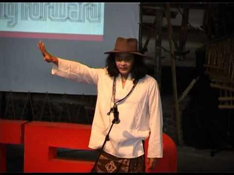 TEDxBandung - Sujiwo Tejo - Math: Finding Harmony In Chaos