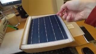 450 ВТ солнечных панелей за 6000р Дешёвые солнечные батареи