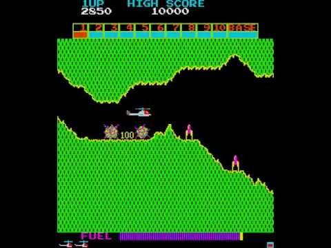 Arcade Longplay [237] Super Cobra