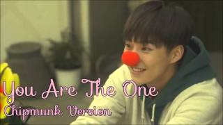 XIUMIN (Exo) - You Are The One [Chipmunk Version]