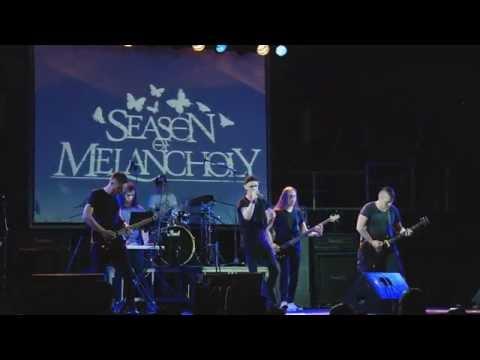 """SEASON OF MELANCHOLY (Live at """"BINGO"""" club, Kiev Kills: Supreme Metal Festival, 27.08.2016)"""
