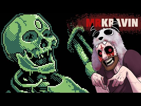DEADEUS - Cool Gameboy Horror Game