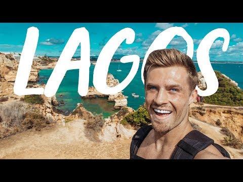 BEACHES IN THE ALGARVE ARE AMAZING! | EXPLORING LAGOS, PORTUGAL