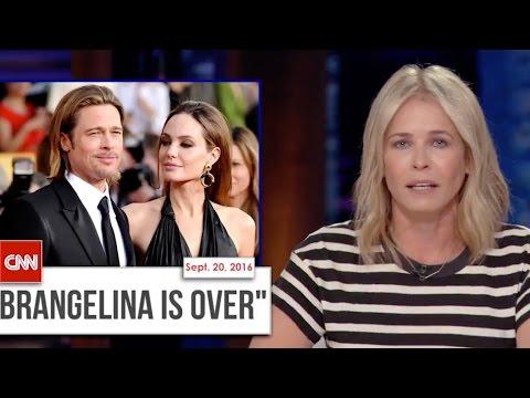 Chelsea Handler SLAMS Brad Pitt & Angelina Jolie