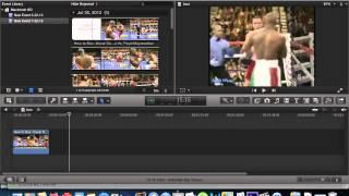 Как резать клипы в final cut pro