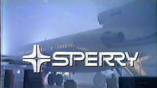 Kirk Douglas - Sperry Corporation Commercial 2-22-1986 (Tape L-02)