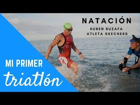 Consejos de natación para Triatlón ?  con Rubén Ruzafa