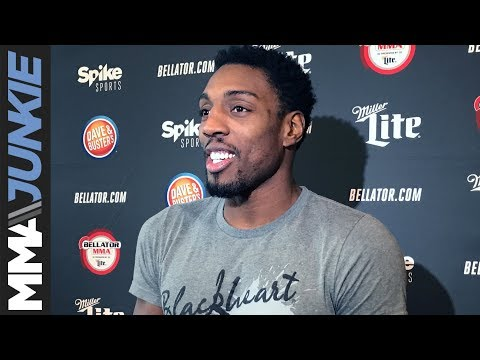 You may not know Leo Leite, but Phil Davis knows the danger at Bellator 186