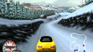 Roadsters (PSX Gameplay)