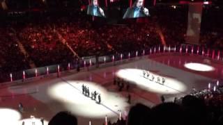 Jan 9 2016 Vancouver Canucks vs Tampa Bay Lightning