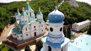 самые Красивые Православные Церкви и Монастыри.   Божественная Красота Храмов и Природы
