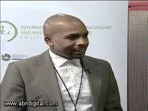 Lebo Gunguluza - Founder, SA Black Entrepreneurs Forum