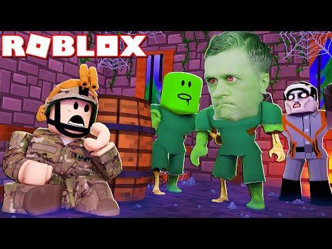 Omg... ЗОМБИ VS ЛЮДИ ВЫЖИВАНИЕ в ДОМЕ Roblox! Новый Режим Выживания в Роблокс от FFGTV!!!