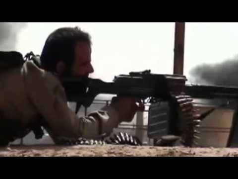 FIGHT FOR IRAQ'S BAIJI OIL REFINERY APRIL 22   2015