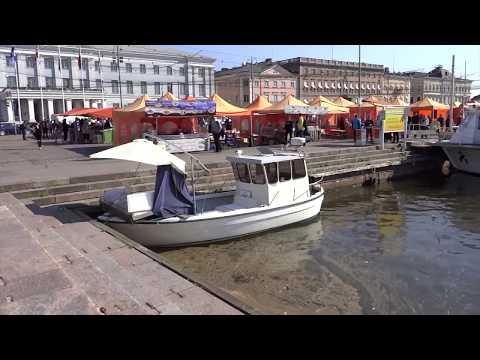 Helsinki, Finland - Waterfront (2018)