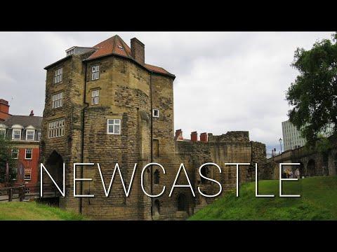 Vlog #19: Newcastle, England
