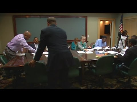 Mayor, council discuss budget