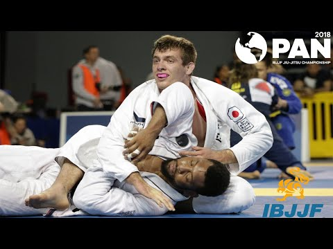 Keenan Cornelius vs Timothy Spriggs / Pan Championship 2018