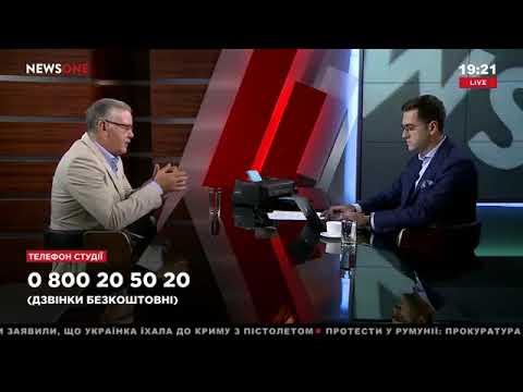 Анатолій Гриценко у програмі 'Великий вечір' на телеканалі NewsOne (13.08.2018)