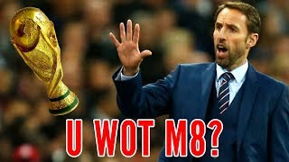 GARETH SOUTHGATE ANNOUNCES MOST EXCITING ENGLAND SQUAD TO DATE   U WOT M8?