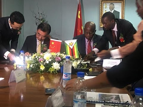 """""""WHY NOT BUILD A NEW HOSPITAL INSTEAD? - $150 MIL FOR MUGABE AIRPORT AND PARLIAMENT BUILDING"""