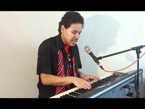 Clueso - Barfuss Lyrics Piano Vocal Cover 2011 Tutorial