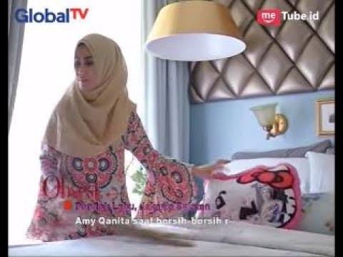 Asisten Rumah Tangga Masih Mudik, Mama Amy Sibuk Mengurus Rumah - Obsesi 28/06