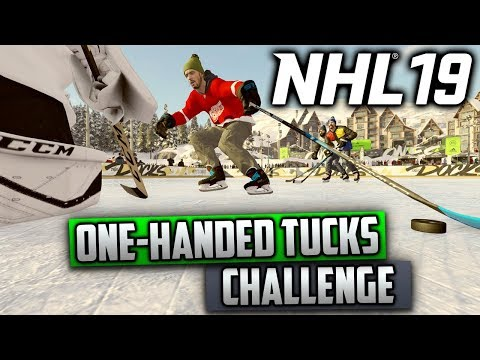 Can I Win a Game of ONES Only Using One-Handed Tucks? (NHL 19 Challenge)