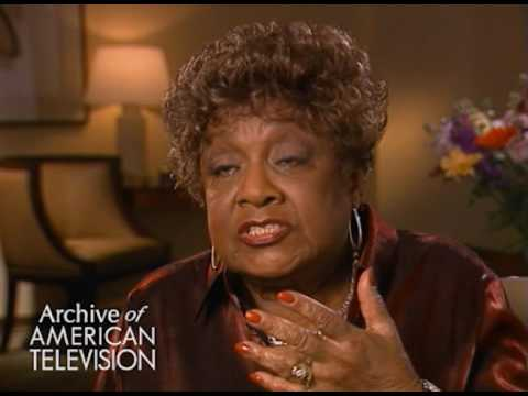 """Isabel Sanford on getting cast in """"All in the Family"""""""