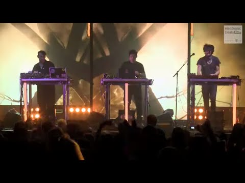 Moderat live in Cologne (2010)