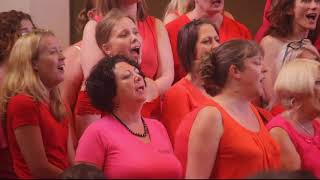 Kiss From A Rose - Riff Raff Choir - July 2017