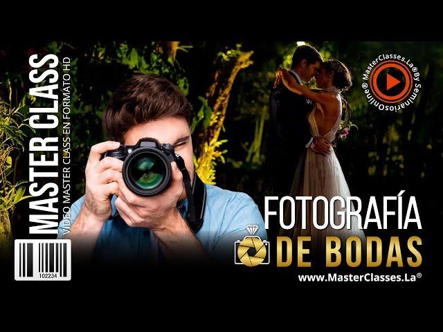 Fotografía de Bodas - Registra los buenos momentos de manera profesional.