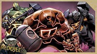 Jak všichni dostali kladiva jako Thor   Fear Itself část 1.