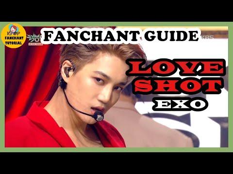 Download Exo Love Shot 응원법 Fanchant MP3, MKV, MP4