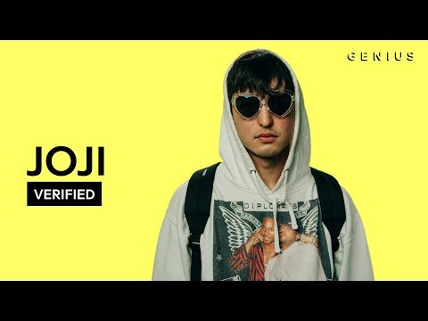 "Joji ""I Don't Wanna Waste My Time"" Official Lyrics & Meaning 