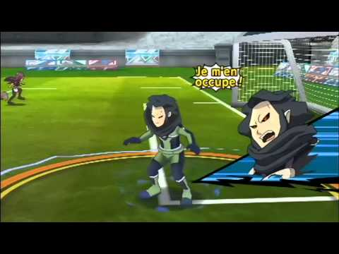 Inazuma Eleven Strikers - Gameplay #1 - Match En Vidéo Maison