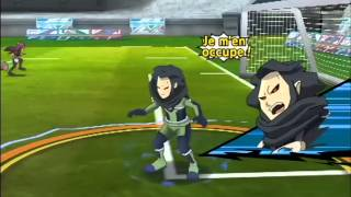 Inazuma Eleven Strikers - Gameplay #1 - Match en vidéo maison
