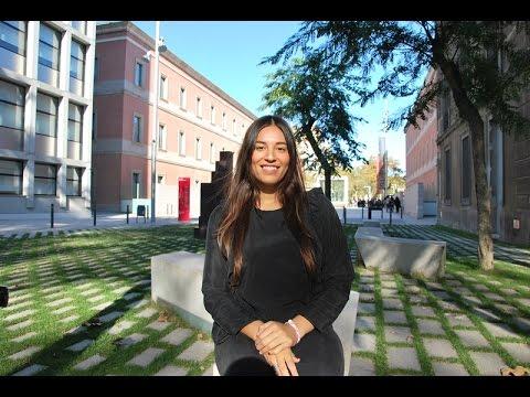 Entrevistamos a Michella Warren, estudiante del grado en Global Studies