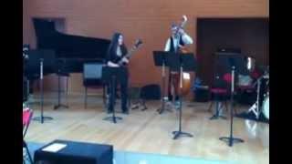 HM Hannoush Music  - Nuvole basse  - Giorgia Hannoush x264
