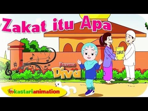 ZAKAT ITU APA | Lagu Rukun Islam | Lagu Anak Indonesia HD | Kastari Animation Official