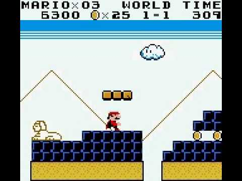 Super mario land color version youtube for Nintendo land coloring pages