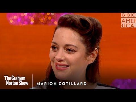 Marion Cotillard Does