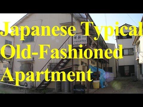 Postwar Housing (懐かしい文化住宅) 【JAPAN TRAVEL GUIDE】