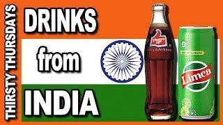 Drinks from India Thirsty Thursdays thanks Ryan